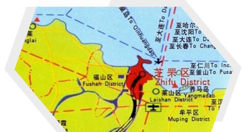 芝罘地理位置